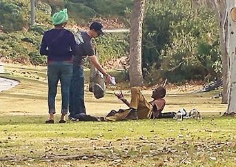 Socks Homeless 2